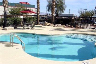 Perfect Red Roof Inn Tucson South 3704 East Irvington Rd. Tucson AZ 85714