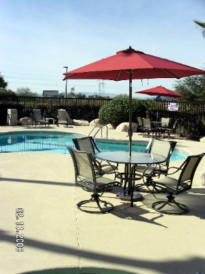 Newly Remodeled Heated Pool 3 of 8