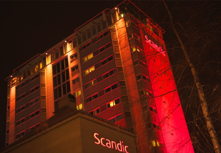 Scandic Plaza Umeå 1 of 6