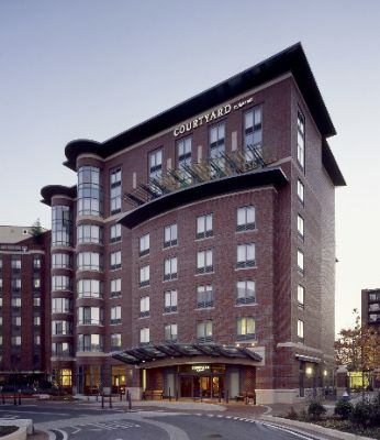 The Brookline Courtyard By Marriott 2 of 3