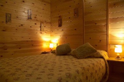 Wooden Chalet (B. Montaña) Bedroom 7 of 26