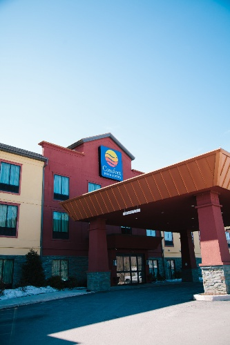 Comfort Inn & Suites Tunkhannock 1 of 15