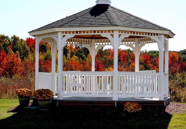 Outdoor Gazebo. 9 of 15