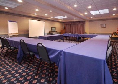 Banquet/meeting Room With Audio/visual Equipment 10 of 10