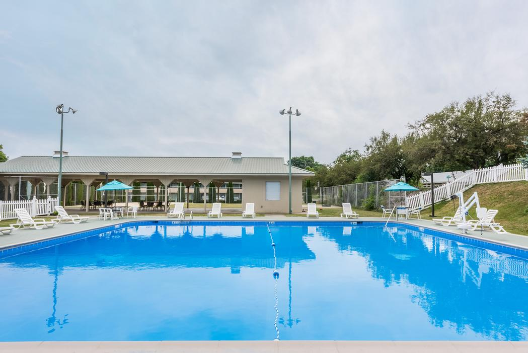 Seasonal Outdoor Pool With Pavilion & Recreation Area 12 of 12