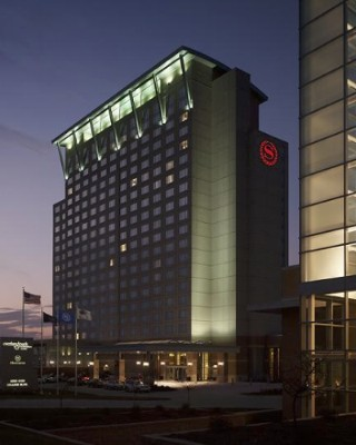 Sheraton Overland Park Hotel at the Convention Cen 1 of 12