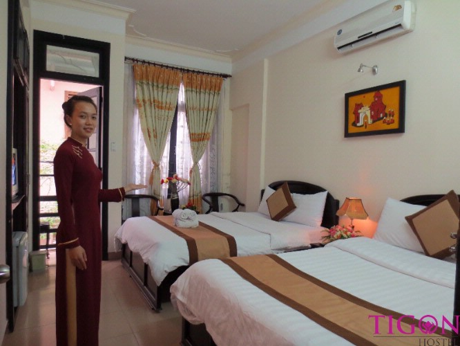 Tigon Hostel-Twin Room 16 of 29