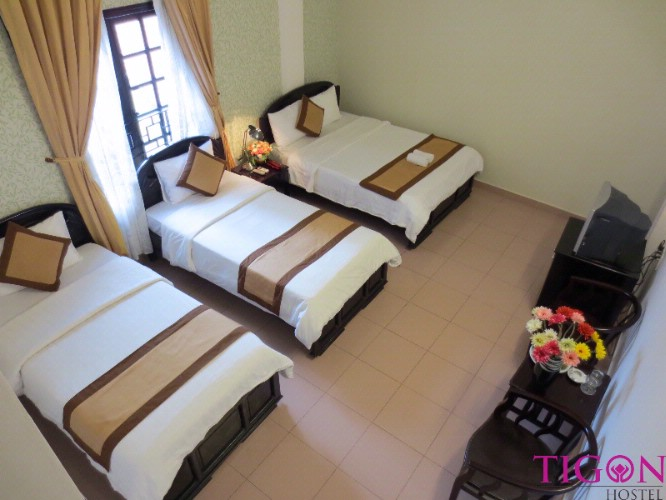 Tigon Hostel-Triple Room 17 of 29