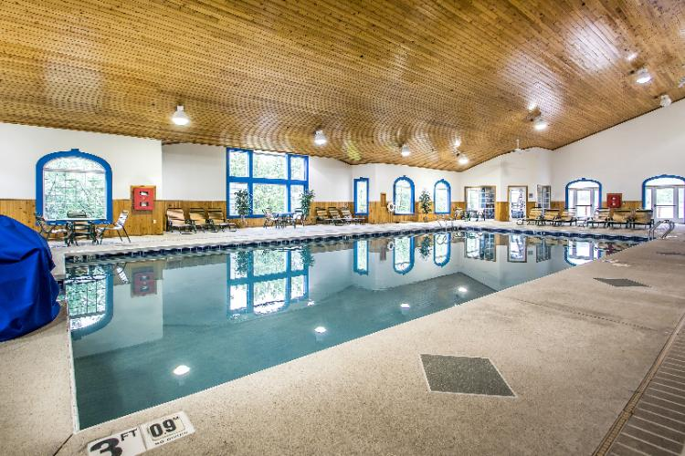 50\' Indoor Pool 2 of 13