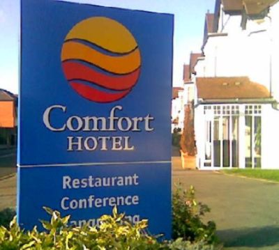 Image of Comfort Hotel Harrow