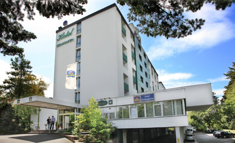 Best Western Plus Hotel Steinsgarten 1 of 5