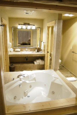 Jacuzzi Tub And Shower In Suites 3 of 11