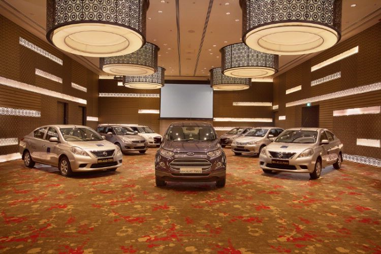 A Unique Car Lift Which Gives Direct Entry From The Parking Into The Ballroom. 4 of 19