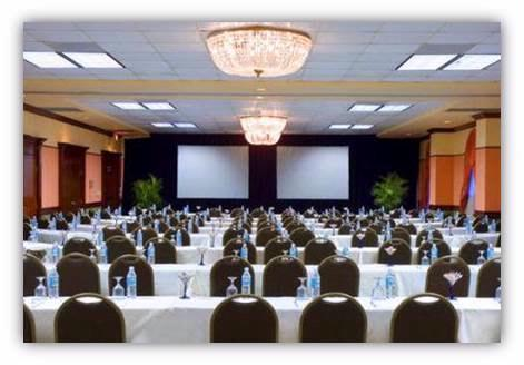 Grand Ballroom Classroom Setting 8 of 10