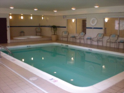 Heated Indoor Pool And Spa 5 of 6