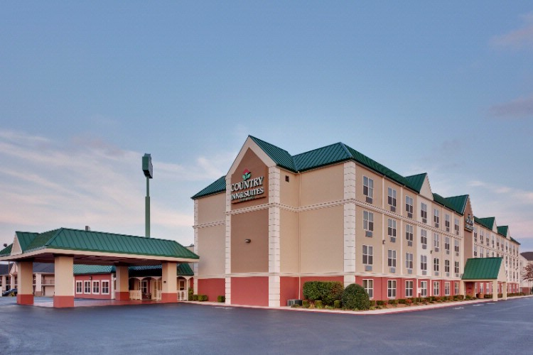 Country Inn & Suites by Carlson Clarksville 1 of 9