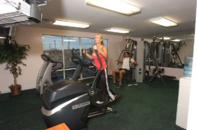 Get A Great Work Out In Our Fitness Center 5 of 11