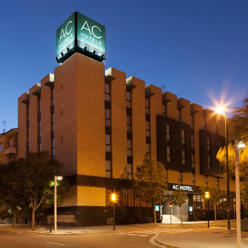 Ac Hotel Zaragoza Los Enlaces by Marriott