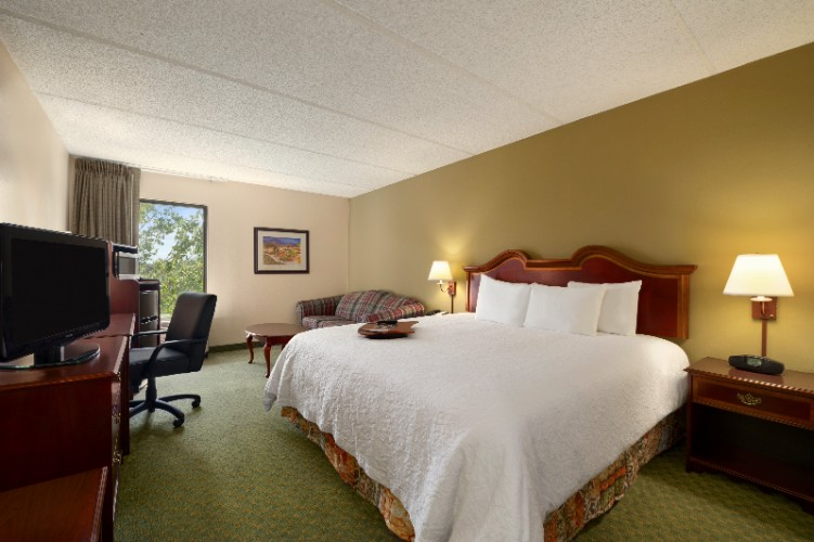 Hampton Inn Houston Brookhollow 1 of 13