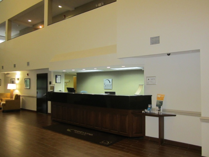 Front Desk 7 of 16