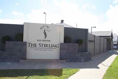 Best Western The Stirling Rockhampton 1 of 5