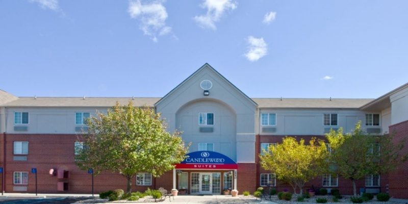 Candlewood Suites Detroit Troy Extended Stay Hotel 8 of 15