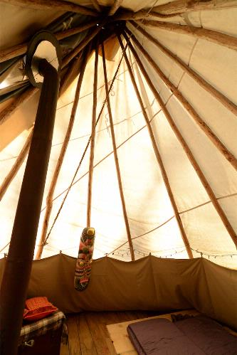 A Sioux Teepee 5 of 7