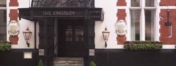 Thistle Holborn The Kingsley 1 of 10