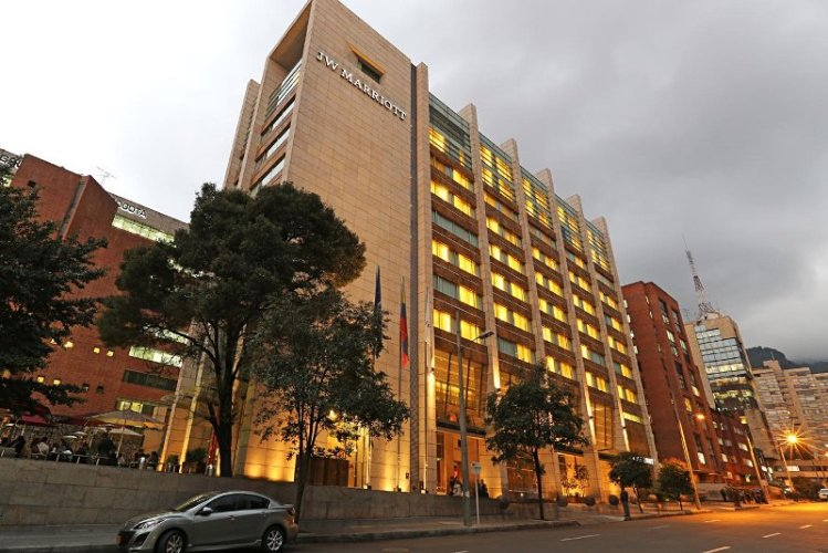 JW Marriott Hotel Bogota 1 of 14
