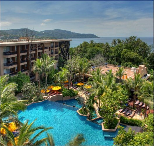 Avista Phuket Resort And Spa Kata Beach 13 of 28
