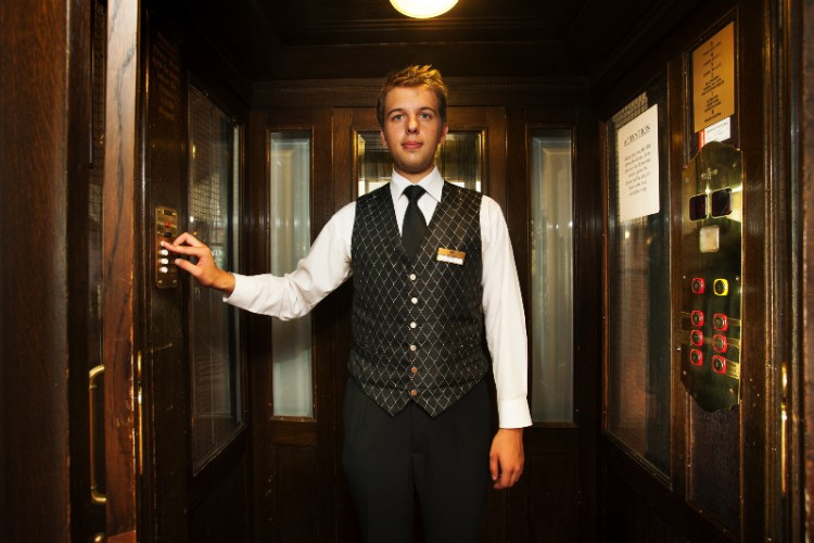 Barons Hotel Elevator 9 of 16