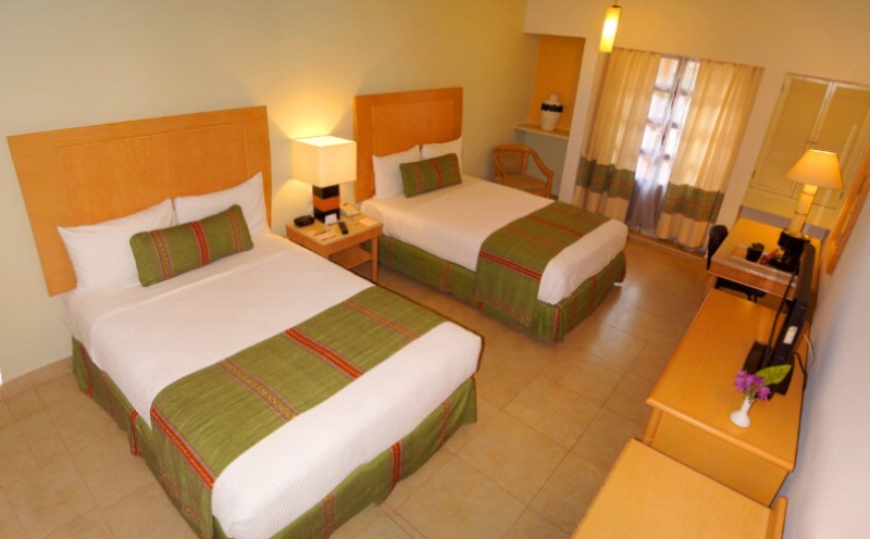 Double Room (2 Double Beds) 5 of 16