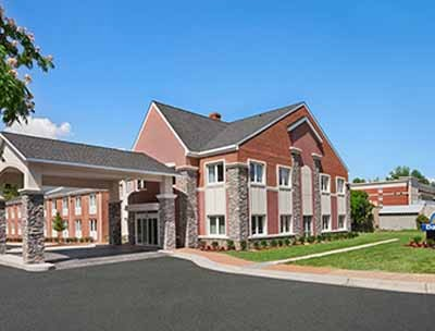 Comfort Inn Williamsburg Gateway Williamsburg Va 331 Bypass Rd 23185