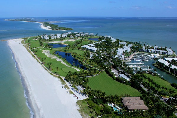 Aerial View Of Captiva Beach 7 of 31