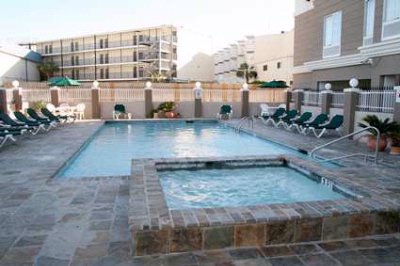 Take Time To Cool Off In Our Pool And Enjoy Our Hot Tub. 5 of 6