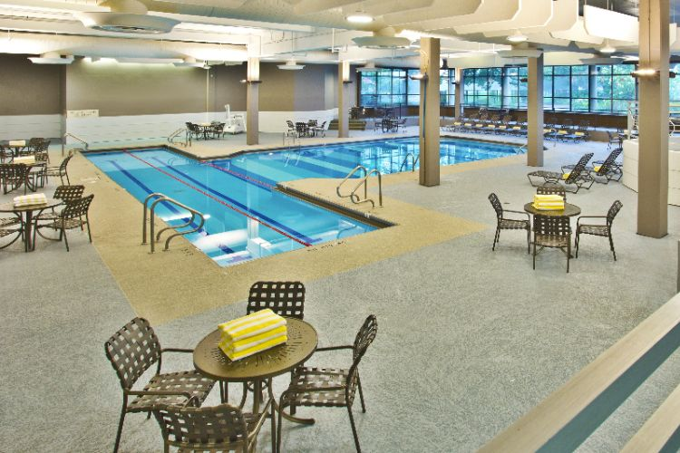 Indoor Pool 10 of 15