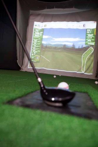 Golf Stimulator 8 of 14