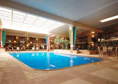 Heated Indoor Mineral Pool 7 of 14