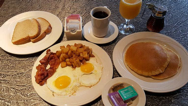 Hot Free Breakfast For 2! 7 of 7