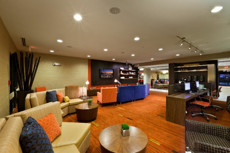 Courtyard by Marriott Baton Rouge Siegen Lane 1 of 8
