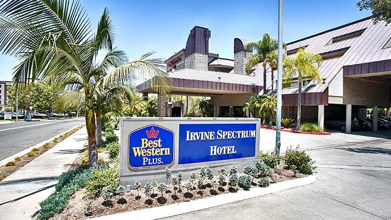 Best Western Plus Irvine Spectrum Hotel Lake Forest Ca 23192 Center 92630