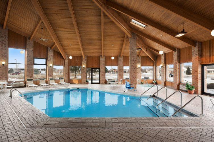 Indoor Pool And Hot Tub 13 of 13