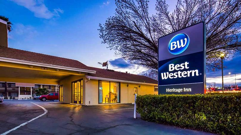 Welcome To Best Western Heritage Inn 2 of 14