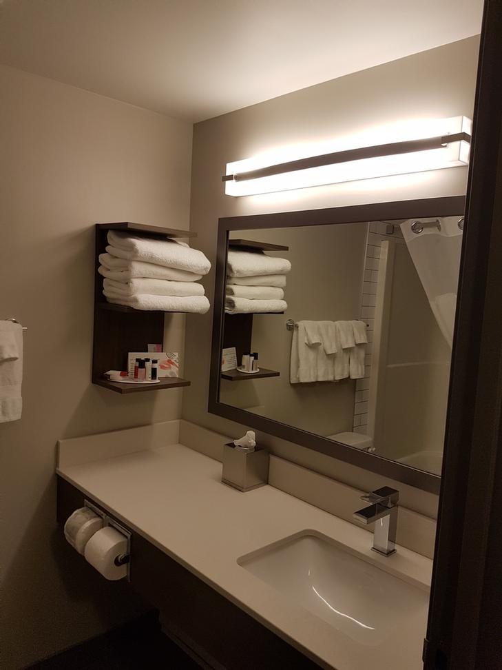 Guest Room Washroom 9 of 11