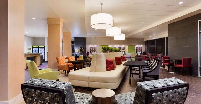 Our Oasis Lobby Provides A Great Place To Gather With Friends Colleagues Family Or Just Relax After A Long Day At Work Or Up In The Mountains. 13 of 16