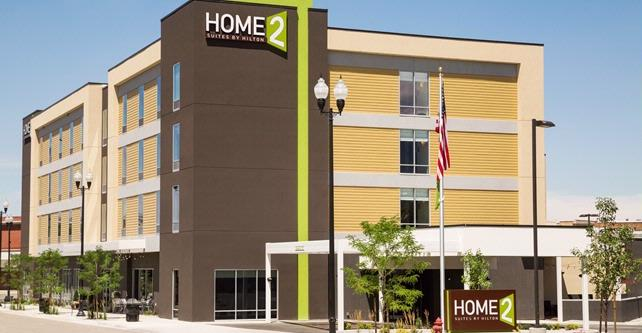 Home2 Suites Murray Exterior At State & Vine 9 of 16
