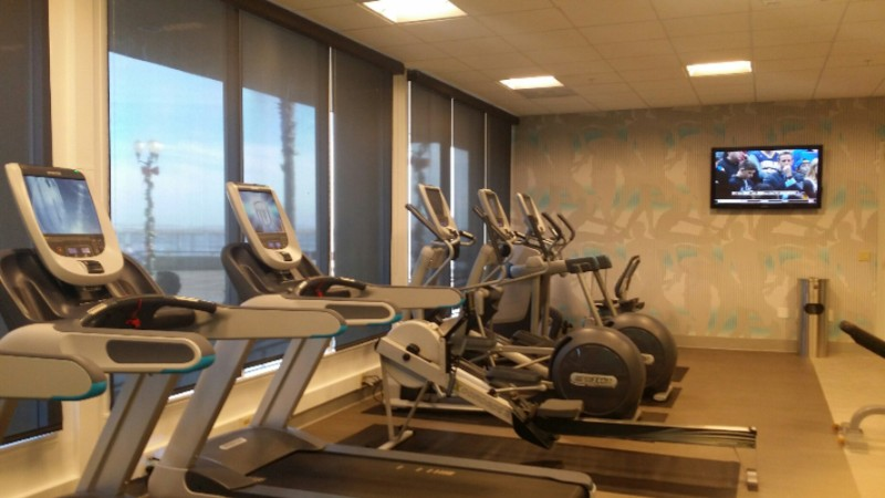 24-Hour Ocean View Fitness Center 10 of 18