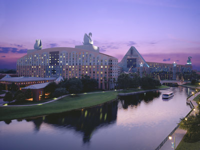 Walt Disney World Swan & Dolphin Resort 1 of 11