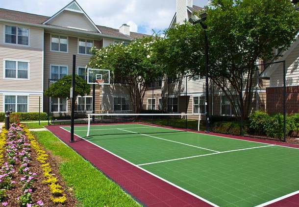 Outdoor Sports Court 16 of 16