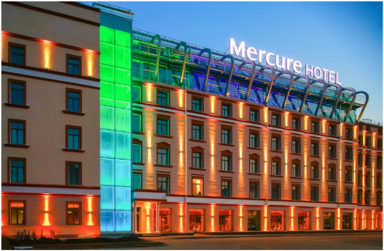 Mercure Riga Centre 1 of 18
